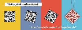 Tilakka Experience Label Concept